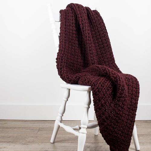 7aace8842 Wandering Free Blanket Knitting Pattern