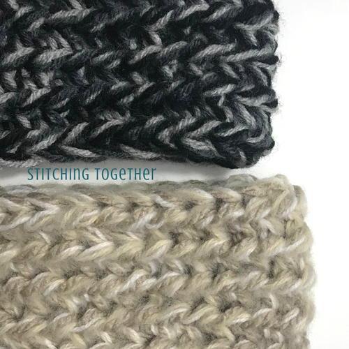 Super Easy Chunky Crochet Ear Warmer Pattern Allfreecrochetcom