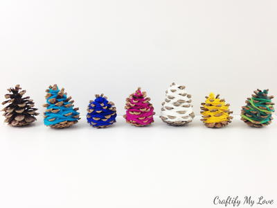 Hygge Mini Christmas Trees