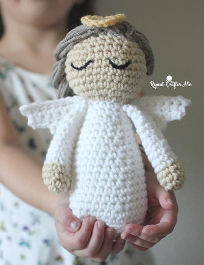 How to Crochet Fairy Wings - Fairy Doll Amigurumi Tutorial Part 2 ... | 520x400