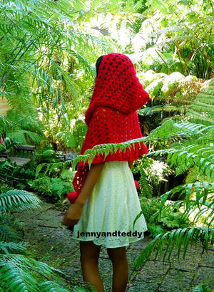 The Red Riding Hood Cape