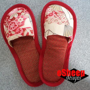 DIY Custom Slippers