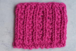 How to Knit the Farrow Rib Stitch