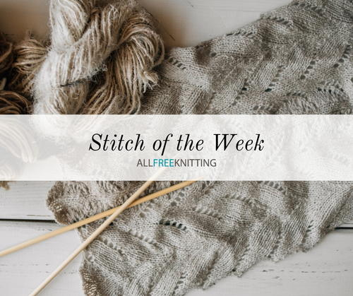 Stitch of the Week Challenge