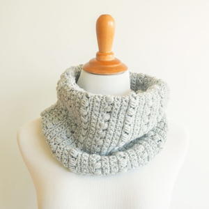 Warm Winter Cowl Crochet Pattern