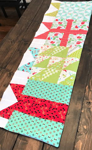 Christmas Presents Table Runner