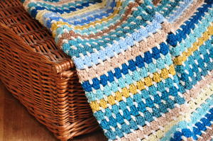 The Granny Block Blanket