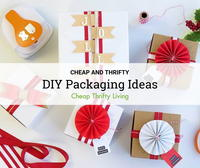 14 DIY Packaging Ideas