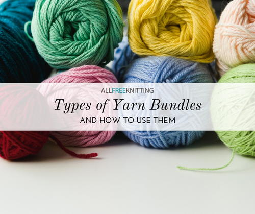 Yarn Bundle Types and How to Use Them