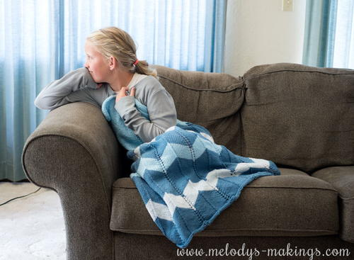 Ice Queen Dress Blanket