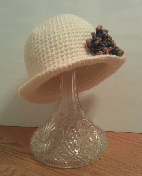 One Skein Brim Hat