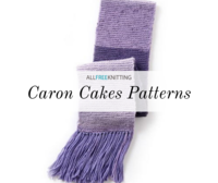 9 Caron Cakes Patterns