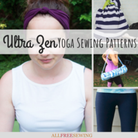 20+ Ultra Zen Yoga Sewing Patterns