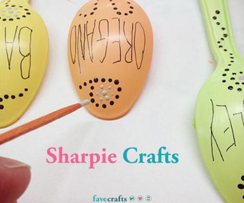 16 Sharpie Crafts Gorgeous Art Ideas Favecrafts