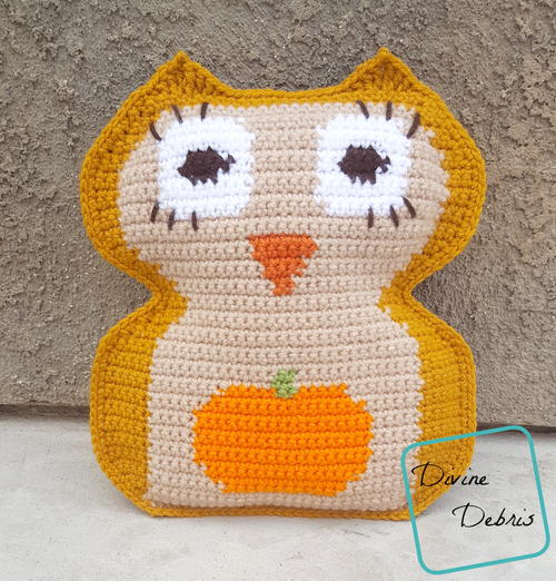 Pumpkin Belly Owl