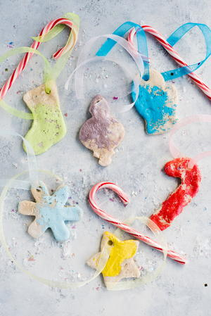 The Perfect Salt Dough Ornaments Recipe