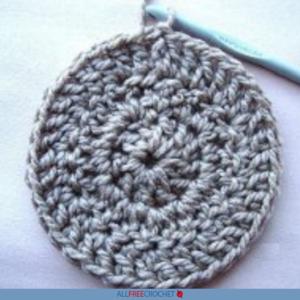 How To Crochet In The Round Allfreecrochet Com