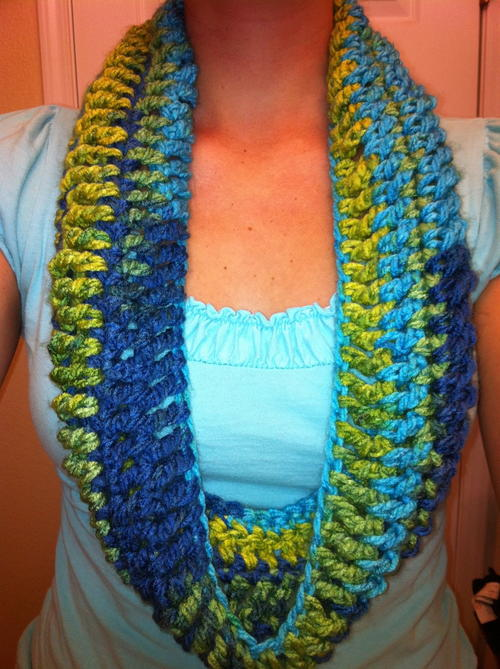 Under an Hour Cowl