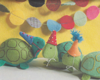 Plush Party Turtles