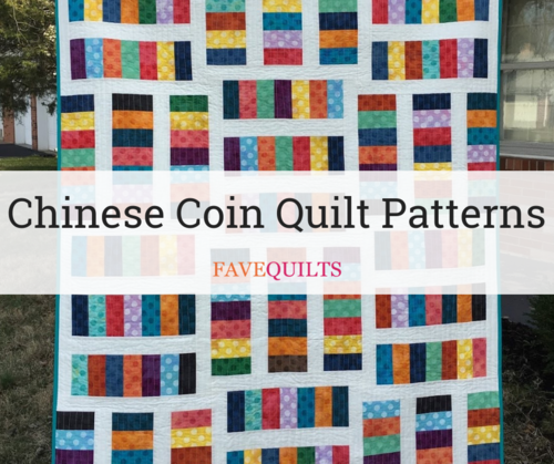 7 Chinese Coin Quilt Patterns