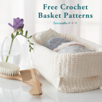 41 Free Crochet Basket Patterns
