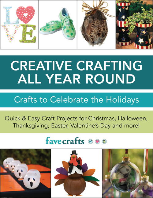Creative Crafting All Year Round eBook
