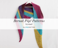 9 Bernat Pop! Patterns