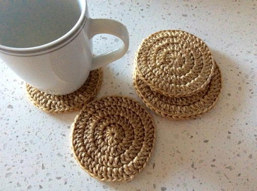 Super Simple Cup Coasters