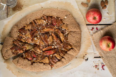 Vegan Gluten-Free Apple Pie