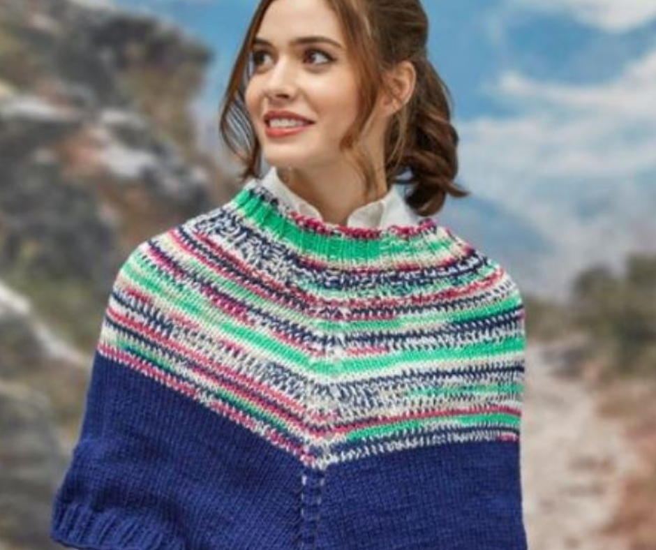 7e119ab92 11 Knitting Patterns for Variegated Yarn