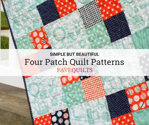 Four Patch Quilt Patterns