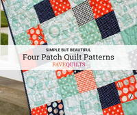 11 Four Patch Quilt Patterns