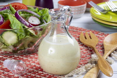 Pineapple Honey Dressing