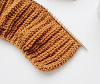 How to Knit 1 Below (K1B)