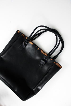 How to Make A Faux Leather Bag