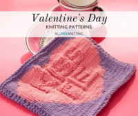 30 Valentine's Day Knitting Patterns