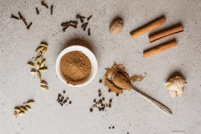 Homemade Gingerbread Spice Mix