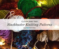 17 Stashbuster Knitting Patterns