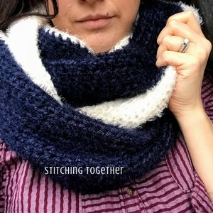 Lady of Luxury Infinity Scarf