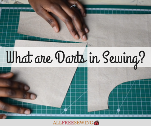 What Are Darts in Sewing