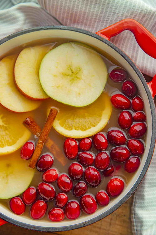 Holiday Apple Cider