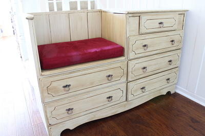 The Ultimate Dresser Transformation