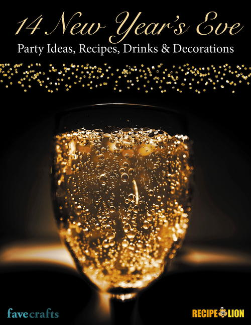 14 New Years Eve Party Ideas Recipes Drinks  Decorations