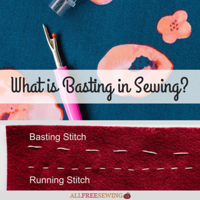 What is Basting in Sewing
