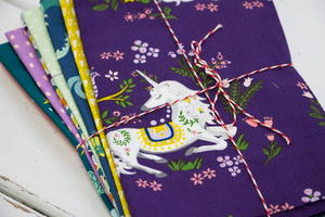 Magical Creatures Fat Quarter Bundle Giveaway