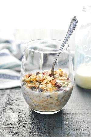 5-Minute Swiss Muesli