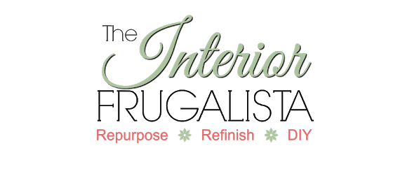 The Interior Frugalista logo