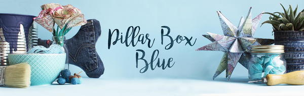 Pillar Box Blue logo