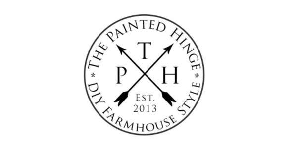 The Painted Hinge logo