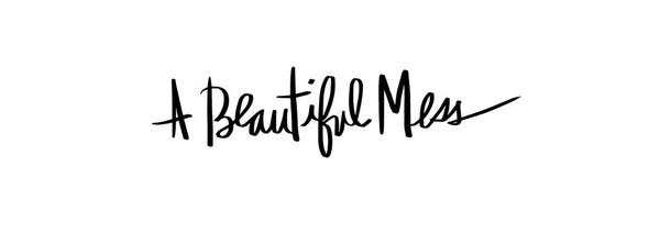 A Beautiful Mess logo